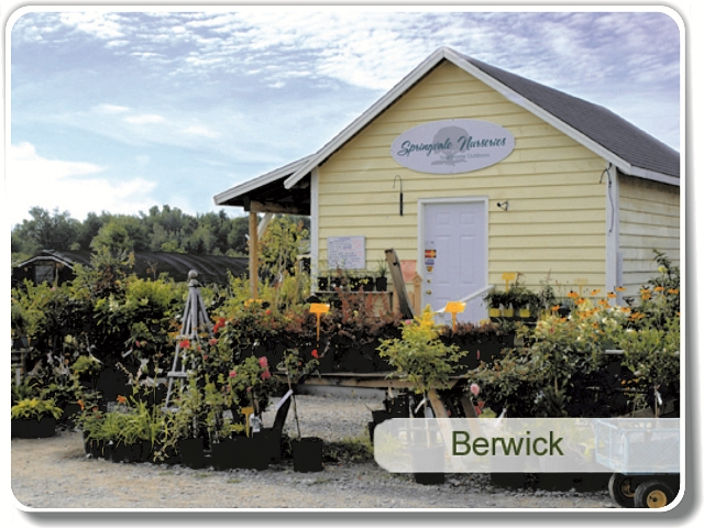 Berwick Retail