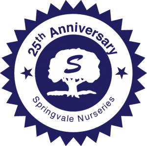 Springvale Nurseries 25th Anniversary