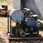 Gas Irrigation Pump Auction